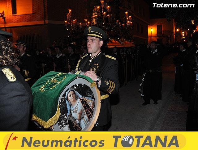 SEMANA SANTA TOTANA 2009 - PROCESIÓN JUEVES SANTO - 37