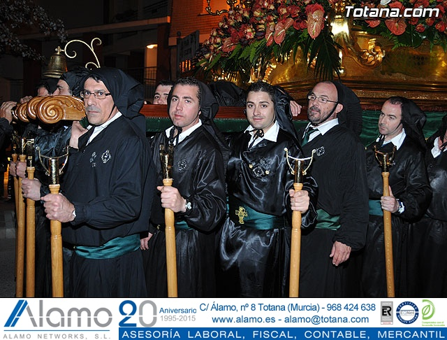 SEMANA SANTA TOTANA 2009 - PROCESIÓN JUEVES SANTO - 40