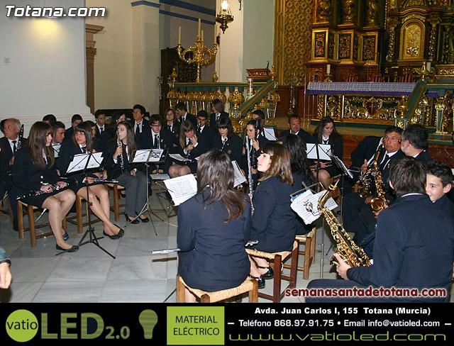 Concierto de Marchas Pasionarias - Semana Santa 2010 - 1