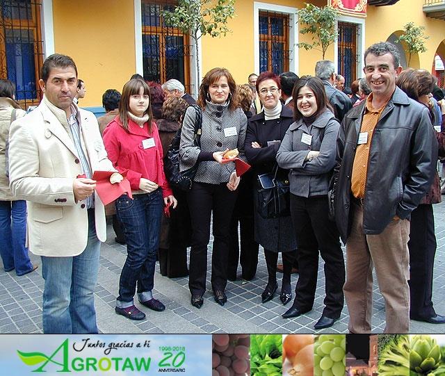 TOTANA ESTUVO PRESENTE EN EL DÍA DEL NAZARENO 2008, QUE TUVO LUGAR EN ALCANTARILLA - 3