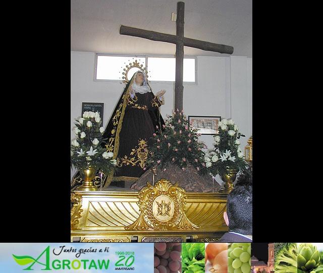 TOTANA ESTUVO PRESENTE EN EL DÍA DEL NAZARENO 2008, QUE TUVO LUGAR EN ALCANTARILLA - 7