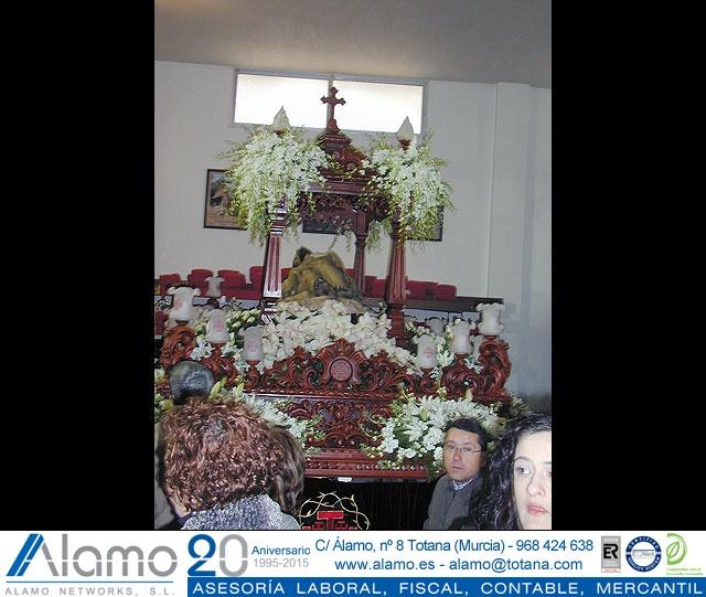 TOTANA ESTUVO PRESENTE EN EL DÍA DEL NAZARENO 2008, QUE TUVO LUGAR EN ALCANTARILLA - 8