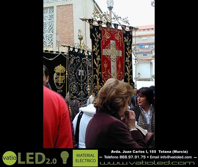 TOTANA ESTUVO PRESENTE EN EL DÍA DEL NAZARENO 2008, QUE TUVO LUGAR EN ALCANTARILLA - 22