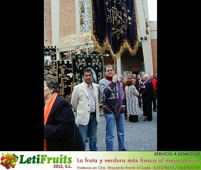 TOTANA ESTUVO PRESENTE EN EL DÍA DEL NAZARENO 2008, QUE TUVO LUGAR EN ALCANTARILLA - 31