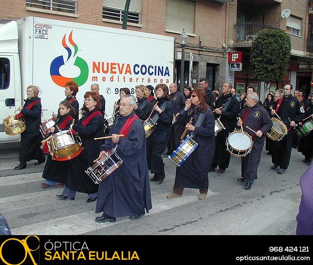 TOTANA ESTUVO PRESENTE EN EL DÍA DEL NAZARENO 2008, QUE TUVO LUGAR EN ALCANTARILLA - 32