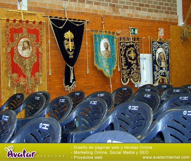 TOTANA ESTUVO PRESENTE EN EL DÍA DEL NAZARENO 2008, QUE TUVO LUGAR EN ALCANTARILLA - 36