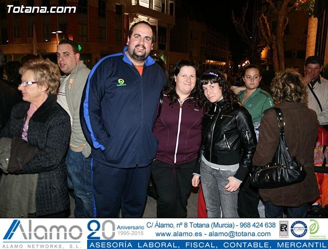 Traslado de Pasos. Noche del Lunes Santo 2009 - 1