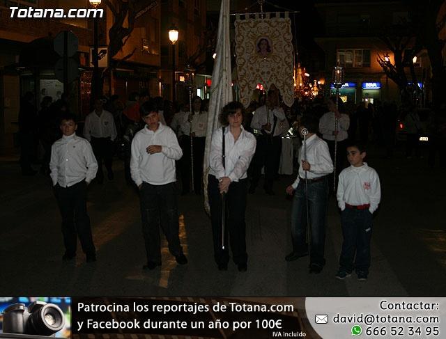 Traslado de Pasos. Noche del Lunes Santo 2009 - 9
