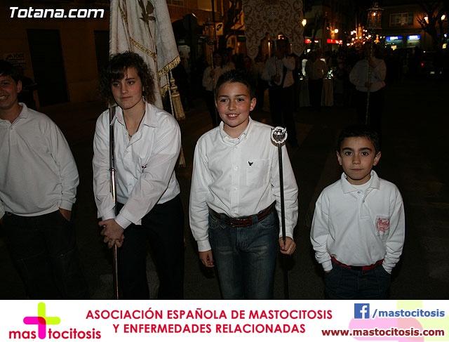 Traslado de Pasos. Noche del Lunes Santo 2009 - 11