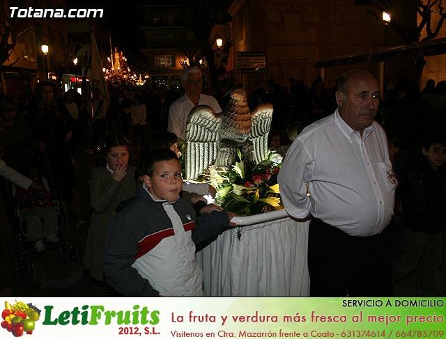 Traslado de Pasos. Noche del Lunes Santo 2009 - 17