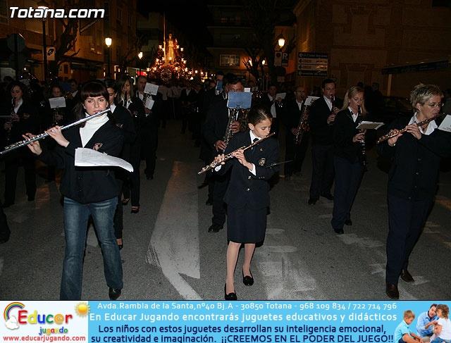 Traslado de Pasos. Noche del Lunes Santo 2009 - 22