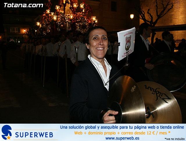 Traslado de Pasos. Noche del Lunes Santo 2009 - 30