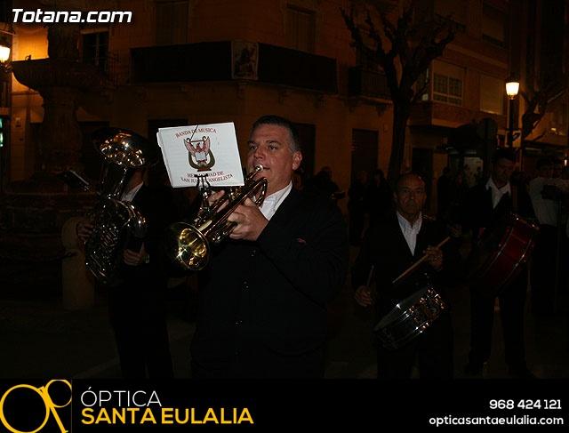 Traslado de Pasos. Noche del Lunes Santo 2009 - 34