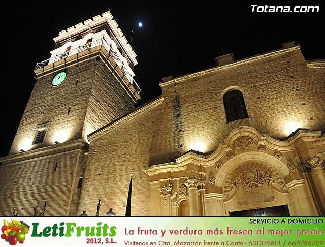 Traslado de Pasos. Noche del Lunes Santo 2009 - 403