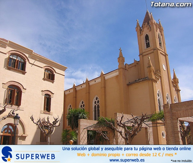Procesión Infantil - Colegio La Milagrosa - 1
