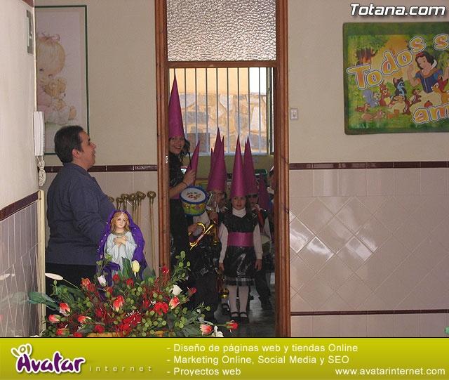 Procesión Infantil - Colegio La Milagrosa - 4