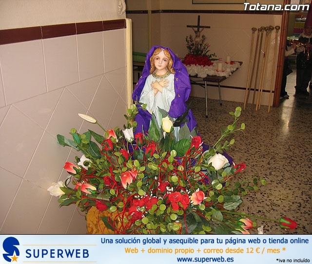 Procesión Infantil - Colegio La Milagrosa - 7