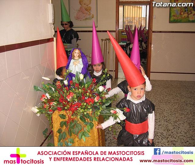 Procesión Infantil - Colegio La Milagrosa - 22