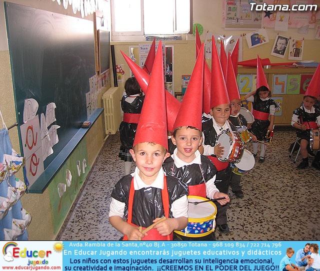 Procesión Infantil - Colegio La Milagrosa - 23