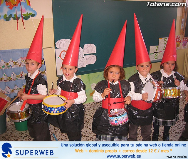 Procesión Infantil - Colegio La Milagrosa - 25