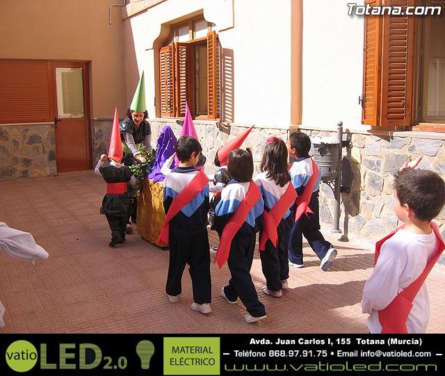 Procesión Infantil - Colegio La Milagrosa - 33