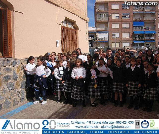 Procesión Infantil - Colegio La Milagrosa - 34