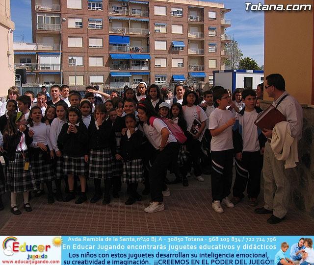 Procesión Infantil - Colegio La Milagrosa - 35
