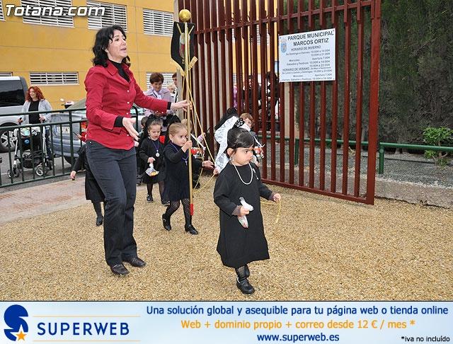 Procesión infantil -  Escuela Infantil