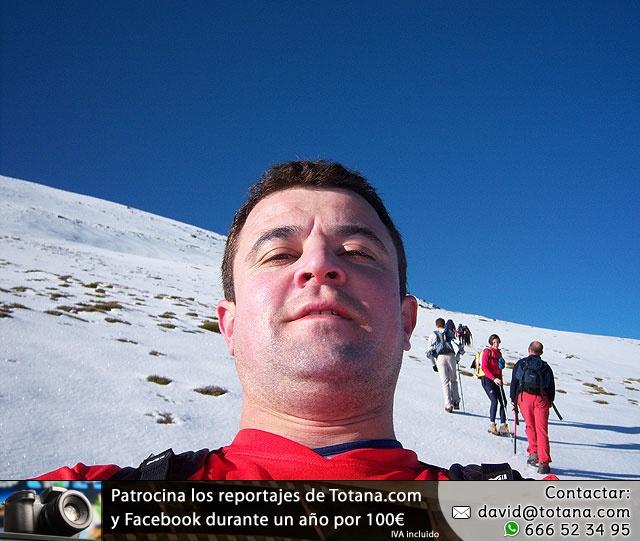 Puerto de la Ragua - Club Senderista Totana - 12