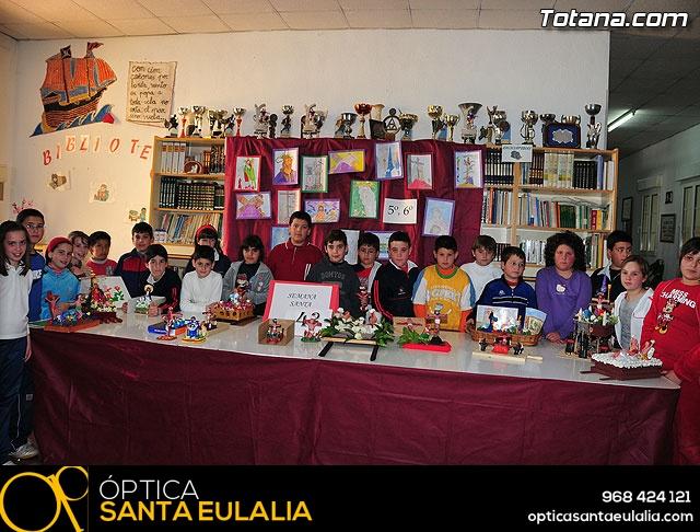 Así ven los alumnos del colegio Santa Eulalia la Semana Santa - 17