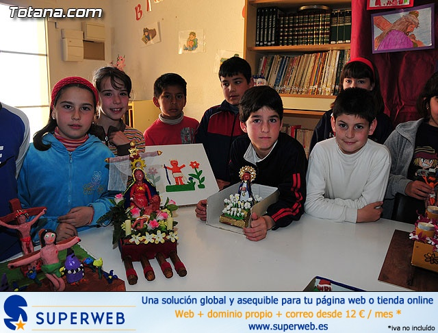 Así ven los alumnos del colegio Santa Eulalia la Semana Santa - 19