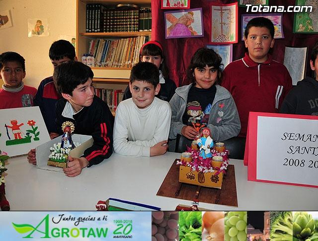 Así ven los alumnos del colegio Santa Eulalia la Semana Santa - 20