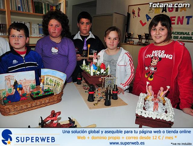 Así ven los alumnos del colegio Santa Eulalia la Semana Santa - 24