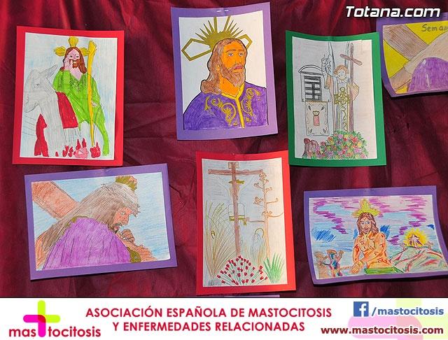 Así ven los alumnos del colegio Santa Eulalia la Semana Santa - 27