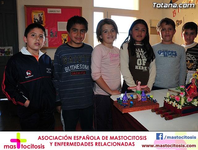 Así ven los alumnos del colegio Santa Eulalia la Semana Santa - 32