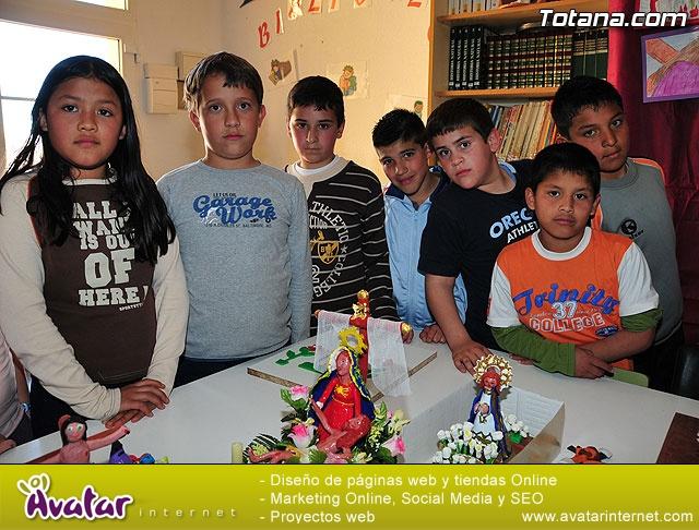 Así ven los alumnos del colegio Santa Eulalia la Semana Santa - 33