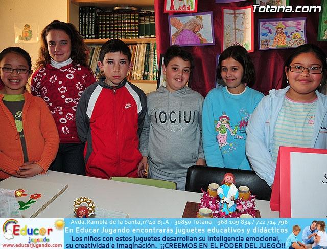 Así ven los alumnos del colegio Santa Eulalia la Semana Santa - 42