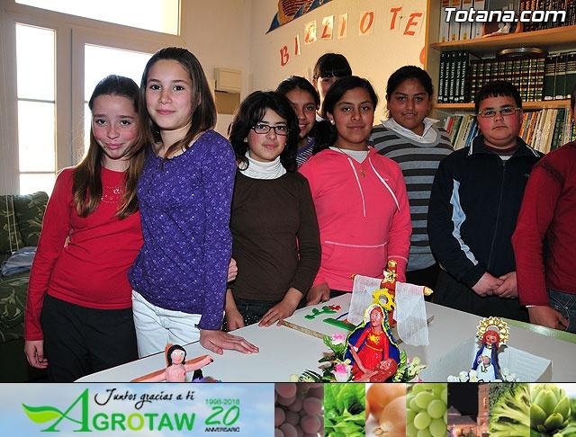 Así ven los alumnos del colegio Santa Eulalia la Semana Santa - 49