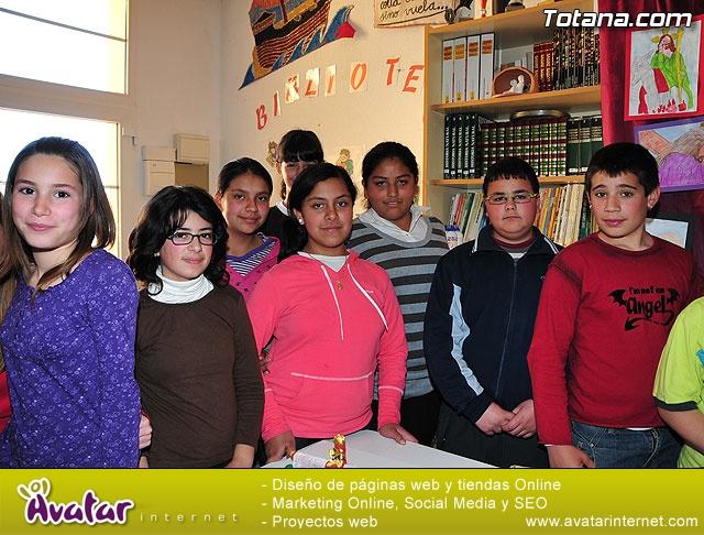 Así ven los alumnos del colegio Santa Eulalia la Semana Santa - 51
