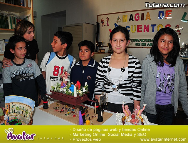 Así ven los alumnos del colegio Santa Eulalia la Semana Santa - 55