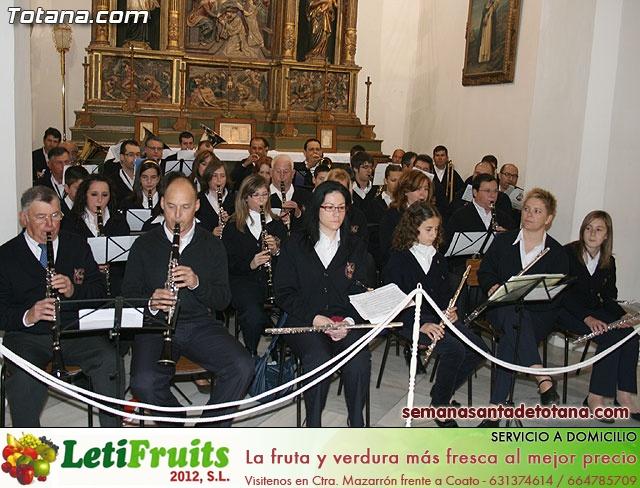 Concierto de marchas pasionarias. San Juan Evangelista - 2