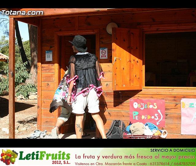 CAMPAMENTOS DE VERANO EN