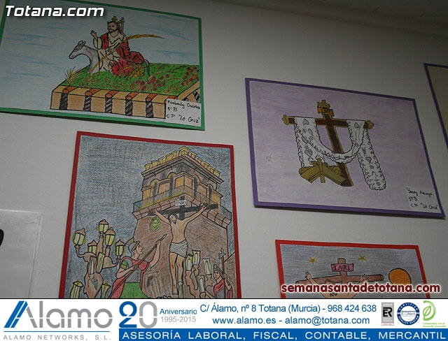 Así ven los niños la Semana Santa - 2010 - 27