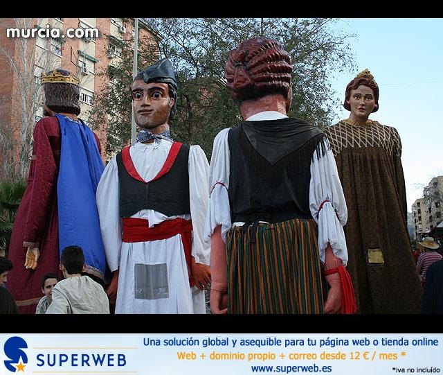 Bando de la Huerta. Fiestas de Primavera Murcia 2008 - 26