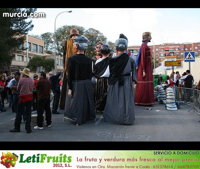 Bando de la Huerta. Fiestas de Primavera Murcia 2008 - 28