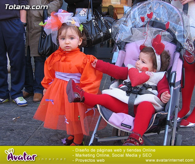 Carnaval Infantil Totana 2009 - Reportaje II - 7