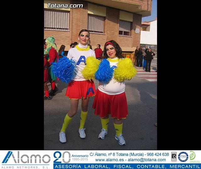 Carnaval Infantil Totana 2009 - Reportaje II - 15