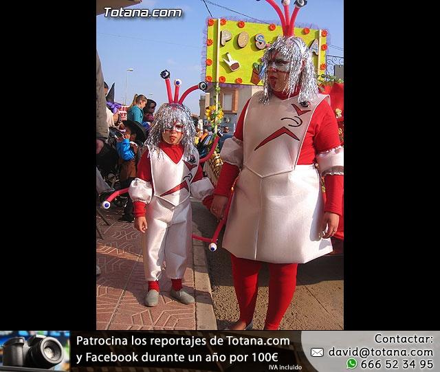 Carnaval Infantil Totana 2009 - Reportaje II - 16