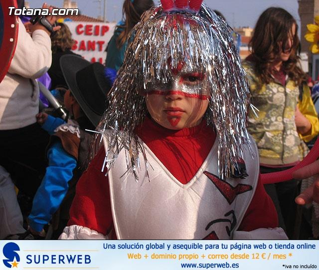Carnaval Infantil Totana 2009 - Reportaje II - 17