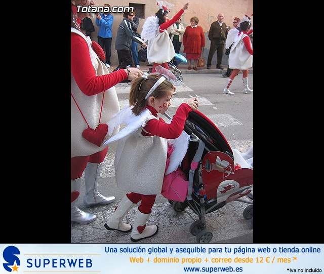 Carnaval Infantil Totana 2009 - Reportaje II - 24